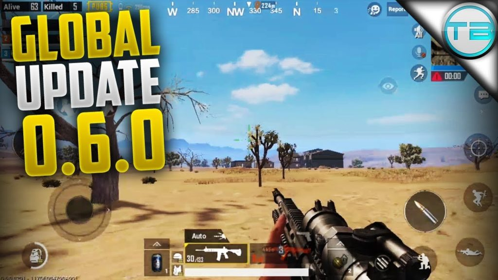 pubg update android